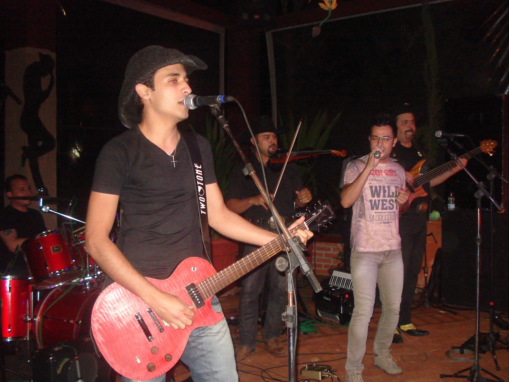 banda forró_sertanejo